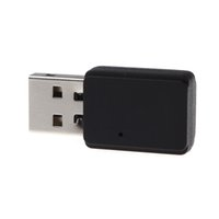 Wholesale Ghz Computers - 2014 300Mbps USB 2.0 WIFI Mini Wireless Network Adapter Card 2.4 GHz 18dBm AP 802.11 b g n for Desktop Laptop Computer Top Quality C1902