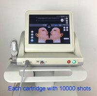 Wholesale Machine For Face Body - (HIFU With 5 cartridges) HIFU High Intensity Focused Ultrasound Hifu Face Lifting Hifu machine for face and body