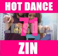 Wholesale Video Hot New - Free Shipping 2017.10 New South America HOT DANCE ZIN 71 Comprehensive dances ZIN71 Video DVD + Music CD