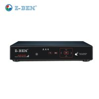Wholesale ZBEN Hisilion Sensor Three in One DVR Z BEN Channel P AHD DVR Support AHD Camera IP Camera Analog CCTV Camera