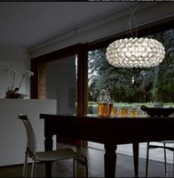 Современная спальня 35/50 / 65см Foscarini Caboche Ball Lamp Ceiling Pendant Light EMS