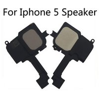 Wholesale loud speaker ringer buzzer - Low in Price Loud Speaker For iPhone 5 5G Original New Loud speaker Ringer Buzzer replacement free shipping by DHL