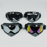 Wholesale Hot Goggles Motorcycle Helmet - 2016 hot sale Gafas motorcycle goggles KTM masque motocross goggles helmet glasses windproof off road moto cross helmets goggles