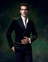 Wholesale Grey Bespoke Tuxedo - 2016 Bespoke Dark Green Velvet Satin Lapel Groom Tuxedo Wedding Suits For Men 3 pieces set(Jacket+Pants+Bowtie)