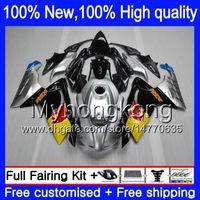 Wholesale aprilia rs125 bodywork for sale - Group buy Injection Bodywork For Aprilia RS4 RSV125 RS Y14 RS R Silvery blk RS125 Fairing