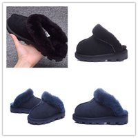 Wholesale Casual Rubber Slipper For Men - Cotton shoe care The new cotton slippers for men and women lovers household slippers to keep warm shoes pantoufle homme in the fall and wint