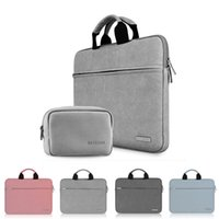 Wholesale Acer Laptop Brand - Brand Bestchoi Laptop Bag Sleeve Case 15.6 14 13.3 for Dell Acer Hp Lenovo Asus Notebook 15.6 inch Bag Case with Power Pouch