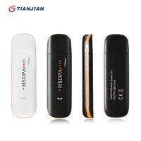 modem hsdpa desbloqueado venda por atacado-Universal 3G Portátil 7.2 Mbps Universal Sem Fio Usb Modem Suporte HSDPA Dongle Banda Larga Móvel Desbloqueado Dispositivos