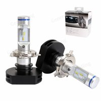Wholesale One For Hid - 1 Pair Super Bright Auto All in One HID Xenon Conversion Kit H4 H7 H11 H8 H9 Replacement Bulbs 6200K Diamond Upgraded Lights for Cars