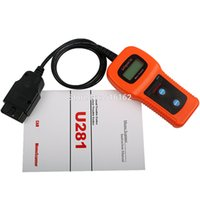 All'ingrosso-diagnostico auto d'esplorazione Memoscan U281 per VW / SEDE CAN-BUS OBD 2 OBD II Code Scanner