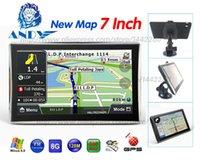 Wholesale New Truck Gps - Oriana 7 inch HD Car Truck GPS Navigation 800M  FM 8GB 128MB Maps For Russia Belarus Kazakhstan Europe USA+Canada