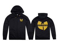 Wholesale Men S Clothing Discounts - Wu tang baseball jackets for men fashion hip-hop mens coats free shipping new discount Wu tang clothing hip hop jackets