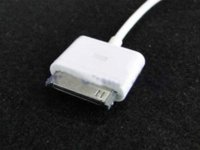 Wholesale Ipad Female Usb - iPad Camera Connection Kit IPAD 30pin to USB female OTG Host adapter cable ipad camera connection kit usb