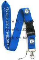 Promotion sports teams lanyards - 20Pcs Youth Boys Girls Mens Women Sport Football Club Team Lanyard Key Chain
