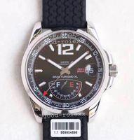 Wholesale white rubber swiss watch - New Top Mens Automatic Eta 2824 Watch Date Men Chronometer Rubber 168457 Swiss Watches Power Reserve Turismo Sapphire Gran XL Wristwatches