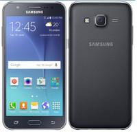 мобильные телефоны samsung оптовых-Отремонтированный Samsung Galaxy J5 J500f разблокирован сотовый телефон четырехъядерный процессор ROM 16 ГБ 5.0 дюймов 13MP Dual Sim