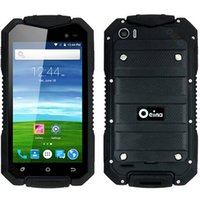 Wholesale Touch Screen Rugged Phones - 4.5 inch XP7700 Rugged Waterproof Quad Core Android MTK6580 512M 8GB 3G WCDMA Phone Dual SIM Sealed Box