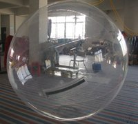 2.0m Dia Gonfiabile Water Walking Ball Palloncino Zorb Ball Walking On Water Ball Gonfiabile Walk