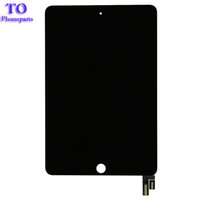 Wholesale ipad mini touch replacement assembly online - 5PCS Tested LCD Display Touch Screen Assembly Replacement For iPad Mini A1538 A1550 Black White