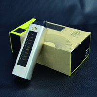 Wholesale Screen Passthrough - Original LVSMOKE Smart Beast vaporizer dry herb touch screen temperature control 2200mah herbal vaporizers Micro USB Passthrough e cigarette