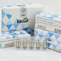 Wholesale Ec Pen - Eleaf iJust2 Tank Coils iJust 2 EC Coil Head 0.3ohm 0.5ohm Coil TC-Ni 0.15ohm 0.5ohm for iJust2 Vape Pen