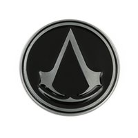 black belt videos - Assassin s Creed Unity Video Game Belt Buckle Suitable cm width Belt