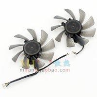 Wholesale Galaxy Display Card - Display cooling fan for GALAXY GTX660 HOF GA92O2H graphics card fan