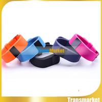Wholesale Cheap Heart Rate Monitors - Cheap OLED Screen TW64 Smart Wristband Bluetooth Sport Wristband Sleep Monitoring Fitness tracker