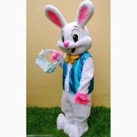 Wholesale Bugs Bunny Christmas - adult 2017 Sell Like Hot Cakes Professional Easter Bunny costume Bugs Rabbit Hare Easter Adult Mascot