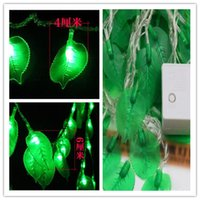 ingrosso luci fiabe rosse a spina-USB / tail plug Luce natalizia Holiday lascia 10m 100 LED 8 modalità scelta Rosso / verde / RGB Fata Luci Impermeabile Festa vacanza Luce da giardino