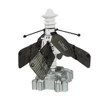 Wholesale Rc Toy Helicopter Usb - FX091 1CH RC Helicopter Altitude Sensing Intelligent Induction Flying Satellite flying fairy Launcher Remote Control Aircraft Infrared