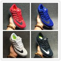 Wholesale Knit Fabrics Cheap - 2017 High Quality Mesh Knit Airlis Sportswear Men Women Maxes 2016 Running Shoes Cheap Sports Maxes Trainer Sneakers free shipping Eur 36-46