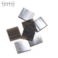 Neitsi 1000pcs Strong Hold Italian Keratin Fusion Nail Flat Tip Bonding Glue Granules Beads Grains for Pre-bonded Hair Extensions