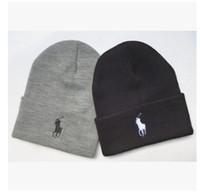 Wholesale Rain Gardens Design - high quality brand Luxury design Winter Hats for Men women Knitted Beanie Wool Hat Man Knit Bonnet Beanies Gorros Warm Cap