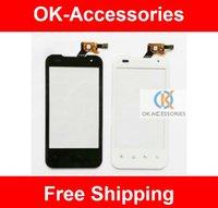 Wholesale Lg Optimus 2x - Black White Color For LG Optimus 2X P990 P993 SU660 Touch Screen Digitizer 10pcs lot