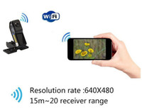 UK camera moblie - 10pcs Moblie Wifi IP Camera Mini DV Wireless Spy Hidden Camera MD81 MD81S Video Recorder Portable Camera Nanny Camcorder