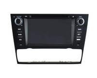 Wholesale Bmw Touch Screen Car Radio - BMW E90 car dvd player with gps navigation radio usb tv 3G
