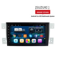 Wholesale Car Dvd Gps Suzuki Android - For SUZUKI GRAND VITARA Car dvd Gps CPU R16 Cortex-A7 quad core,1.6G HZ 8inch Android Version 4.4.2 Wifi OBD DVR