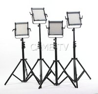 Kit luce proveniva-TV pannello Video 576D Daylight LED luce Film Studio (4 pezzi)