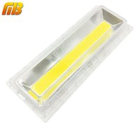 [MingBen] 1 Set LED COB Lampada con lente riflettente per fai da te 30W-150W Include: LED COB Chip + lente PC + riflettore + anello in silicone