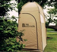 Wholesale Portable Camping Beach Shower Toilet Outdoor Bath Tents Privacy Shelter