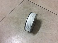 Wholesale Timing Pulley Free Shipping - Free shipping customized design cheap price 30 teeth, 3mm pitch HTD3M M4 bore aluminum timing belt pulley