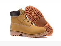 70ccd3bec239 2018 Fashion Classic 10061 Wheat Yellow TBL Boots Women Mens Retro  Waterproof Outdoor Work Sports Shoes Casual Sneakers Size 34-47