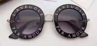 Wholesale Hinge Boxes - Brand Designer Sunglasses High Quality Metal Hinge Sunglasses GG 01 Men Glasses Women Sun glasses lens Unisex with Original cases and box