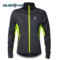 Invierno impermeable impermeable térmica Jersey impermeable bicicleta profesional bicicleta ropa MTB montaña cálida deportiva Jersey verde orden $ 18no t