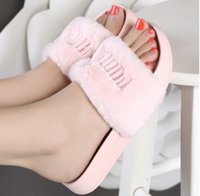 Wholesale New Slide Sandal Womens Slippers retail size
