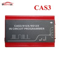 Wholesale Cas3 9s12x Programmer - For BMW CAS3 PROGRAMMER CAS3 odometer correction cas3 912x 9s12x in circuit pro for free shipping