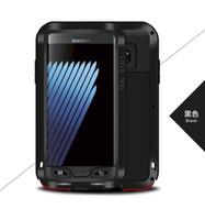 ingrosso iphone più amore mei-Per iPhone 8 Custodia Love Mei per iPhone 8 Plus 7 7 Plus Custodia protettiva colorata in lega di alluminio potente 20 pezzi / su