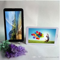 HOT 9 Zoll 3G phablets Android 4.2.2 MTK6577 1024 * 600P Dual Core 1G RAM 8GB ROM mit GPS Bluetooth MID