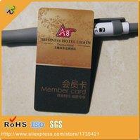 tarjetas de visita transparentes al por mayor-tarjeta de visita transparente impresa modificada para requisitos particulares del pvc / tarjeta de presentación de encargo del negocio
